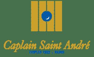 Saplain Saint André Argent logo