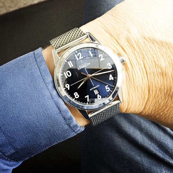 Montres homme Clock Michel Herbelin
