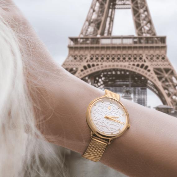 Montre femme Pierre Lannier Eiffel