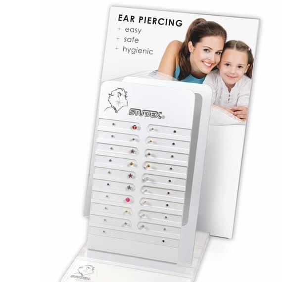 Perçage oreilles enfants