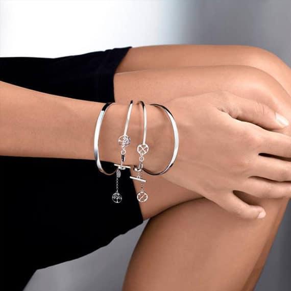 Bracelets femme Lotus