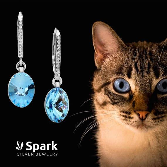 Boucles d'oreilles Femme - Spark Jewelry