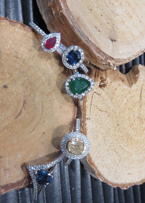 Créations de bijoux - bagues personnalissées - collier personnalisé